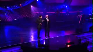 Kenny Rogers & Lionel Richie - Lady LIVE