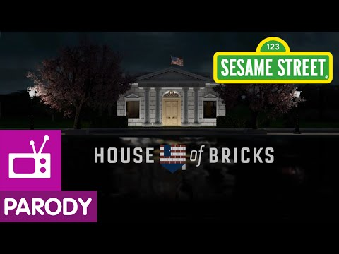 Sesame Street: House of Bricks (House of Cards Parody)