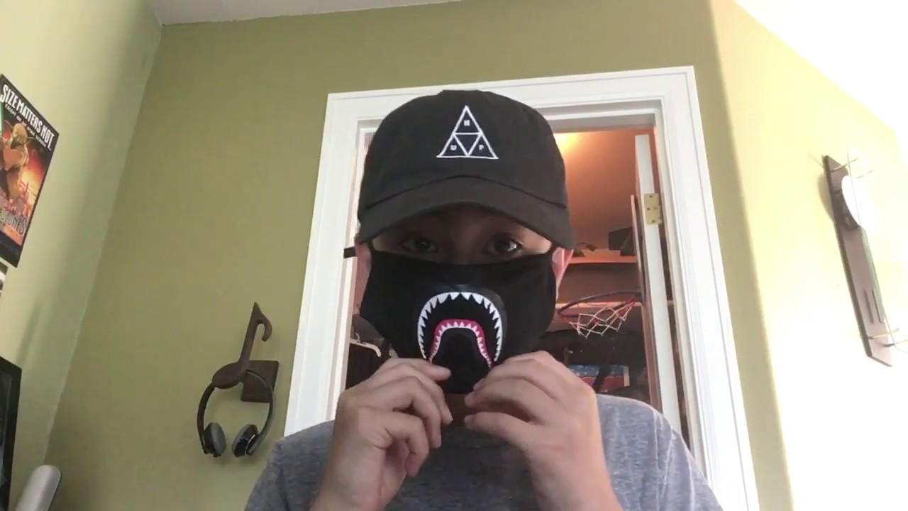 bape mask from eBay