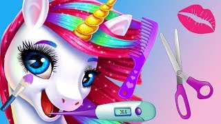 Fun Horse Care Games - Play Pet Pony Makeup, Dress Up, Hair Style Makeover Kids & Girls Games