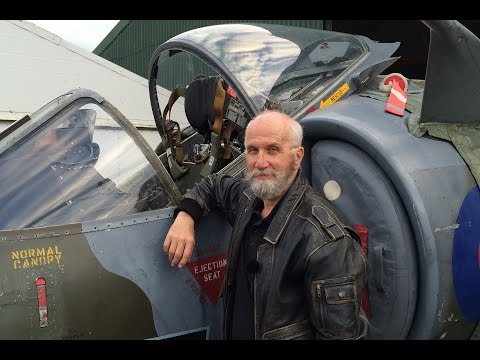 Interview with Bob Marston on the Harrier GR3