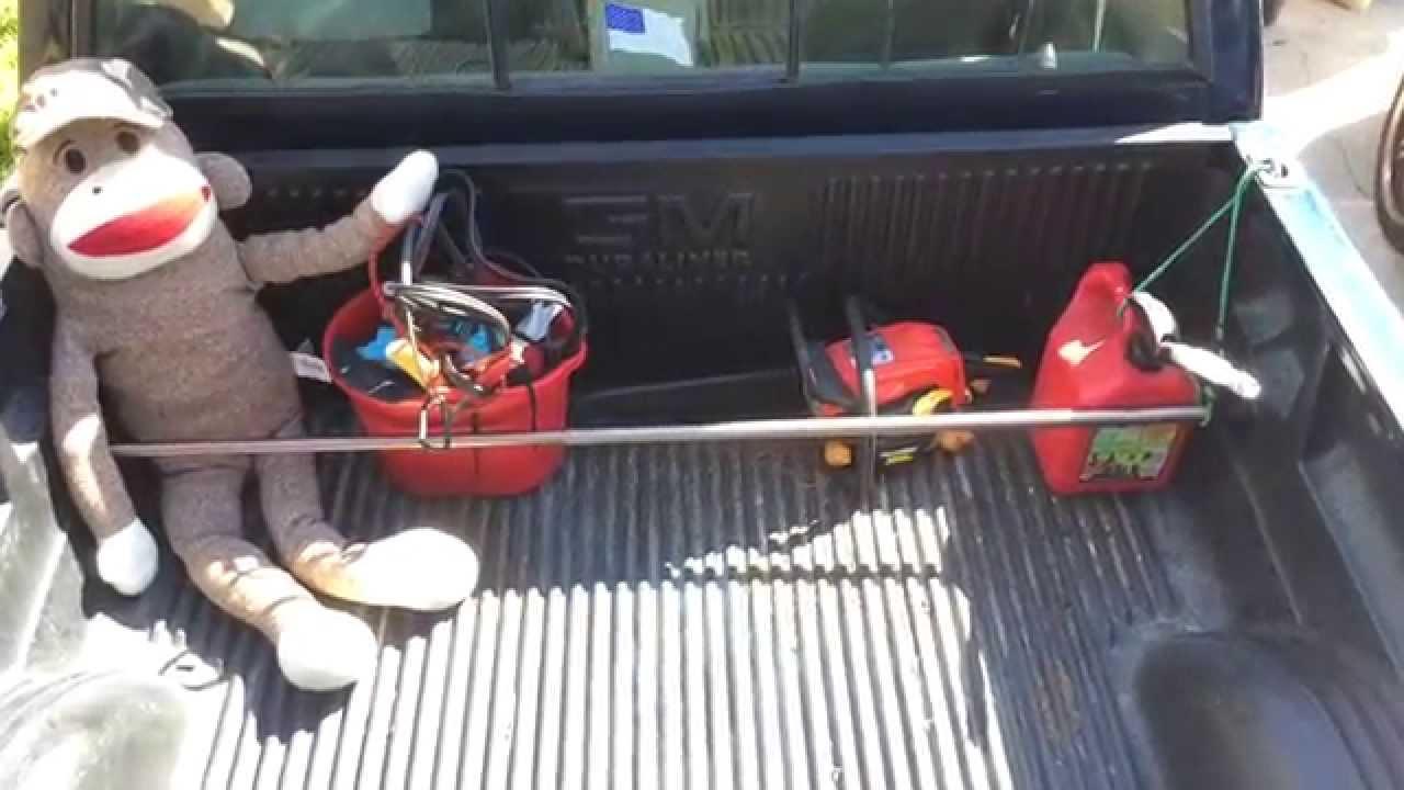 Cheap Truck Bed Organizer - YouTube