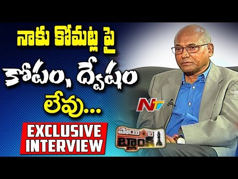 Professor Kancha Ilaiah Exclusive Interview || Point Blank || NTV