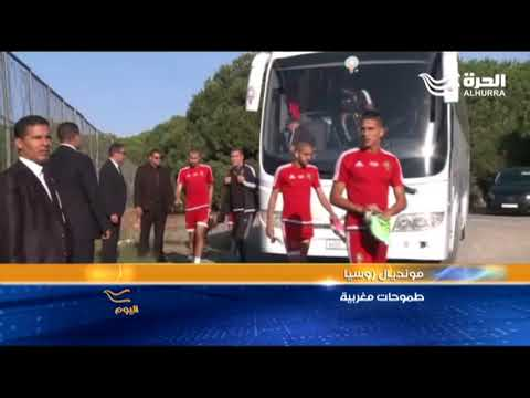 الكرة المغربية تعود مجددا إلى المونديال بعد غياب طويل... ما هي التوقعات؟  - نشر قبل 10 ساعة
