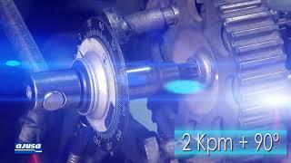 RENAULT ESPACE III TD (G8T-716) Oil seal assembly – Montaje del retén de aceite Ajusa