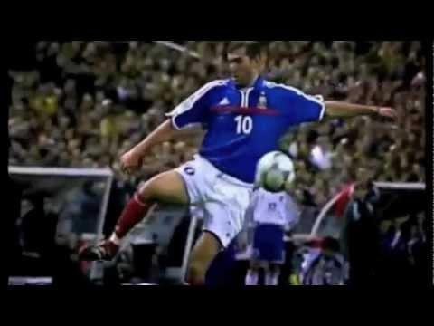 Zinedine Zidane- legend