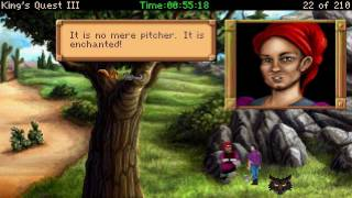 Let's Play King's Quest III Redux: To Heir is Human (AGD Interactive Remake), Part 5