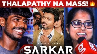 """Government-ku Nethi Adi ma"" – SARKAR Teaser Public Reaction 