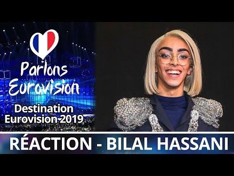 Bilal Hassani remporte Destination Eurovision - Sa première réaction !