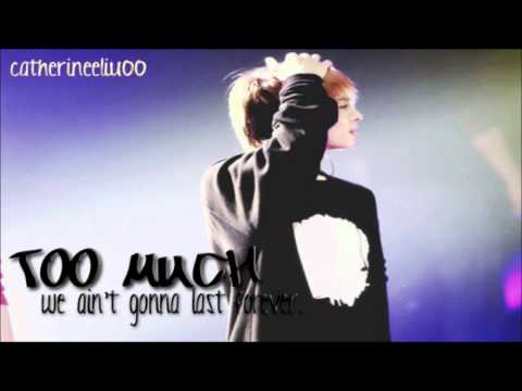 claude kelly - too much ♥
