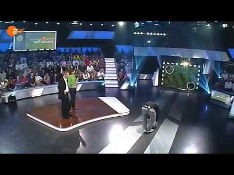 ZDF Sportstudio Lucien Favre vs. Johannes Jäger
