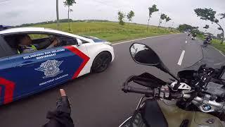 TOURING MOGE - Ke Alun Alun NGAWI Naik BMW GS