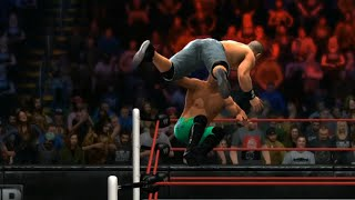 THIS IS AWESOME! - CHRIS JERICHO VS JOHN CENA ✦【WWE 2K14】