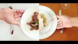 """『GQ JAPAN』がおくる、""""男の料理""""が学べるHow to動画シリーズ。今回の..."""