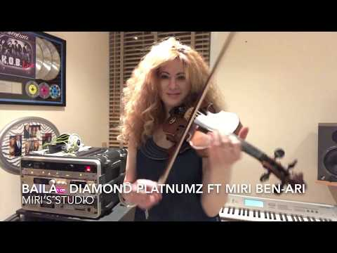 BAILA - Diamond Platnumz ft Miri Ben-Ari (violin unplugged)