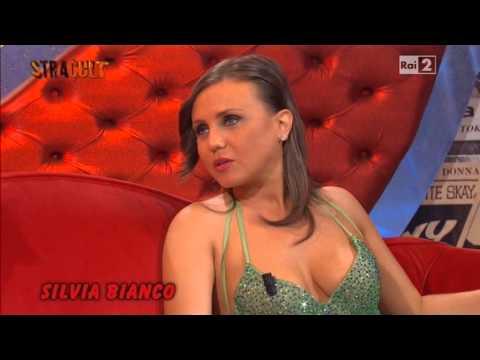 Silvia Bianco - StraCult (Go Vegan!!!) - RAI 2 (2013) thumbnail