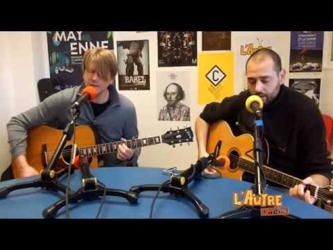 The Dennis Hopper's - Owner On A Lonely Heart (Yes cover) - Live@ L'Autre Radio