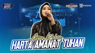Download lagu Harta Amanat Tuhan - Anisa Rahma -  New Pallapa - Suarane Sakporee Coyy - COVER