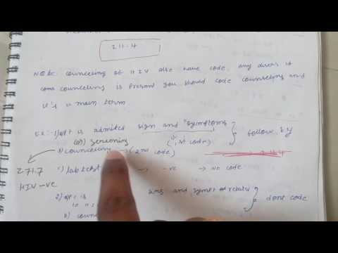 Icd 10 cm Infections and parasites