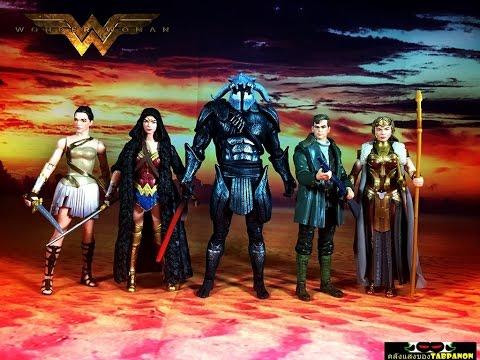 [Review] DC Comics Multiverse: Wonder Woman Movie 2017