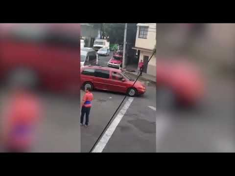 Fast Freddie -  ROAD RAGE IN MEXICO CITY