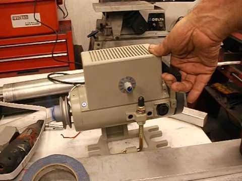 3 4hp variable speed dc motor with controller youtube for How to make a variable speed motor