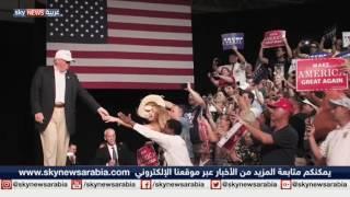 حملة ترامب الانتخابية تبحث عن نفس جديد