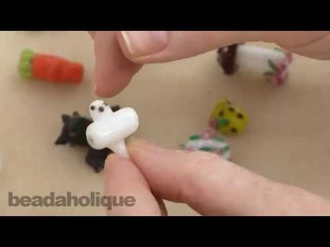 Show & Tell: Novelty Glass Beads