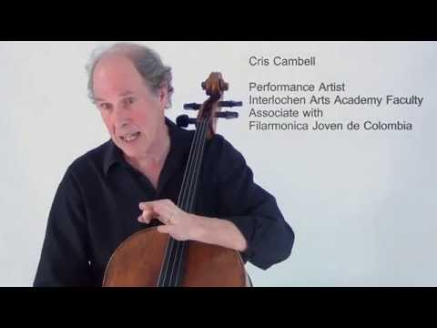 Cris Cambell - Cello Can Play The Blues - Strings By Mail