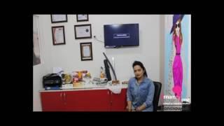 Poojitha Animation Student of Dream Zone Banaswadi