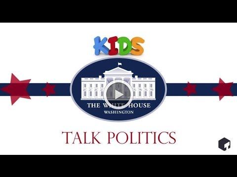Kids Talk Politics:  US Presidential Candidates
