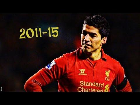 Luis Suárez ● Amazing Skills Show ● Liverpool F.C. 2011-14