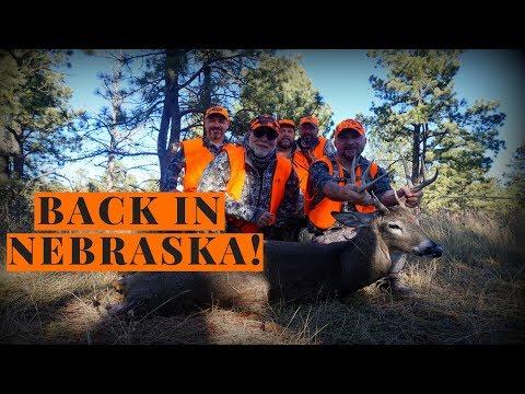 Another Year Of Deer Hunting In Nebraska