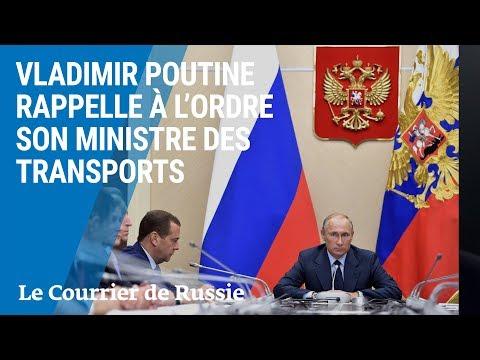 VIM Airlines : Vladimir Poutine rappelle à l