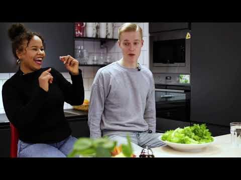 Thumbnail of video called Puoli kiloa päivässä -challenge