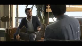 GTA 5.Michael. Русский трейлер '2013' HD