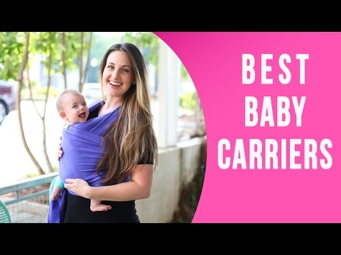 7 Best Baby Carrier For Newborn and Growing Babies & How To Use Them