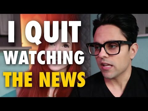 I Quit Watching the News (vlog: Sunday Stories Vol. 34)