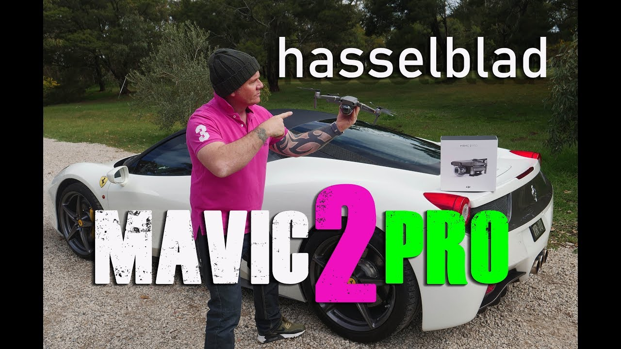 45df74a3c93 MAVIC 2 PRO - CAN IT ACTIVE TRACK MY FERRARI ? - YouTube