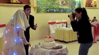 Свадебный торт Запорожье 2018 Тамада-ведущая Мария