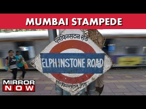 Mumbai Stampede : Bombay High Court On Hawkers Near Foot Over Bridges I The News