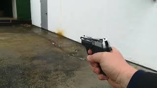 Pepper patronen 9mm test gas cartridge