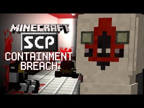 SCP Containment Breach in Minecraft! (No Mods!)