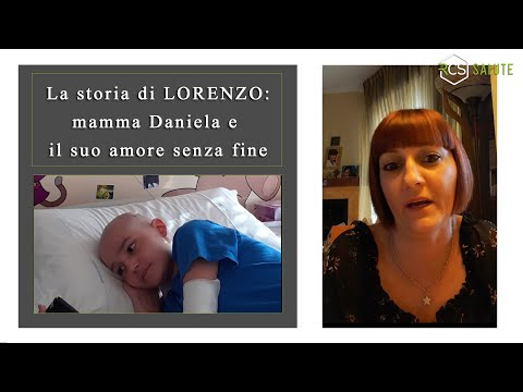 La storia di Lorenzo: la malattia, il trapianto .. il volo