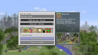 Minecraft ps4/ps3  xbox one /xbox 360 tuto créé  un serveur et le mettre en uhc(ultra harcore)