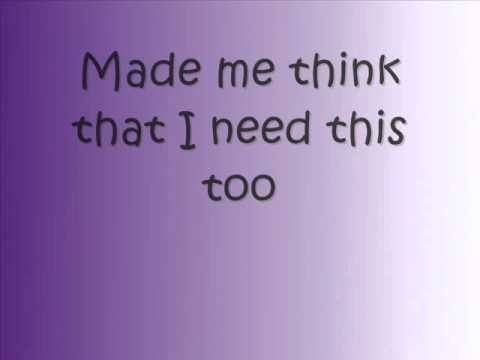 Love Song - Sara Bareilles (lyrics)