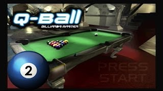 Lets Play Q-Ball Billiards Master [2] (I Know Its Boring)
