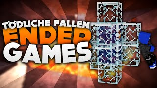 Tödliche Fallen! - Minecraft Ender Games | DieBuddiesZocken