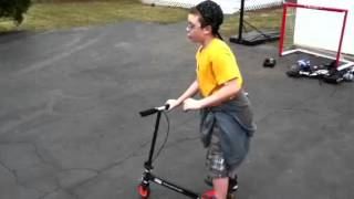 learn to ride a power wing