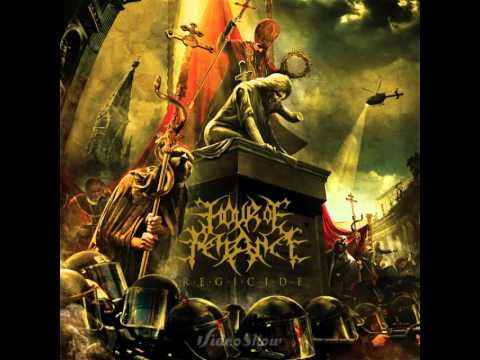Hour Of Penance - Desecrated Souls (with lyrics)